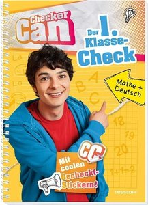 Checker-Can. Der 1. Klasse-Check Mathe & Deutsch