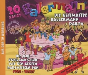 Die Ultimative Ballermann Party-20 Jahre