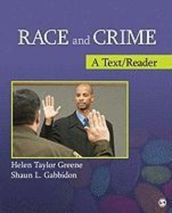 Race and Crime: A Text/Reader