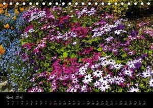 Butchart Gardens 2016 (Tischkalender 2016 DIN A5 quer)