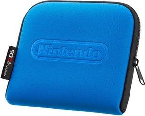 Nintendo 2DS - Tasche, blau