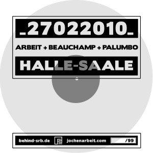 Halle-Saale 27022010 (lim.Ed.)