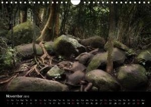 Costa Rica Colours and Light (Wall Calendar 2015 DIN A4 Landscap