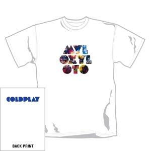 Mylo Xyloto (T-Shirt Größe L)