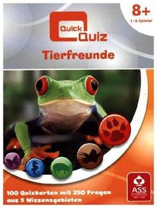 ASS Altenburger - Quick Quiz: Tierfreunde