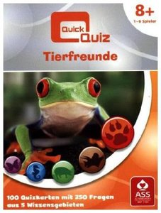 ASS Altenburger - Quick Quiz: Tierfreunde