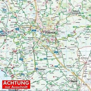 Kreis Steinburg 1 : 100.000 Posterplan