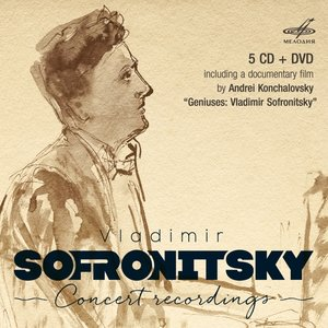 Sofronitsky: Concert Recordings