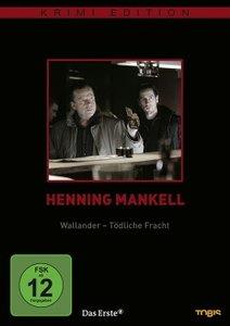 H.Mankell:Wallander-Tödliche Fracht (Krimiedition)