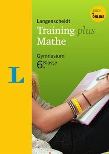 Langenscheidt Training plus Mathe 6. Klasse