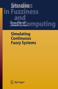 Simulating Continuous Fuzzy Systems