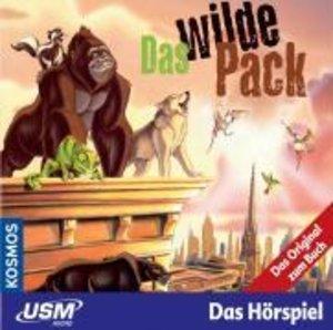 Das wilde Pack Folge 1: Das wilde Pack (Audio-CD)