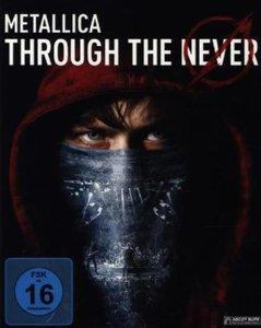 Metallica Through The Never-Blu-ray