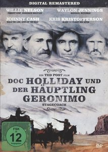 Doc Holliday und der Häuptling Geronimo