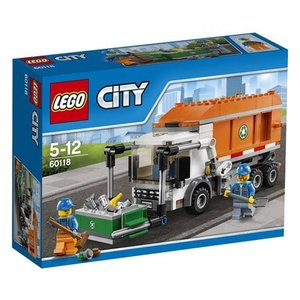 LEGO City 60118 Müllabfuhr