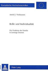Rolle und Individualität