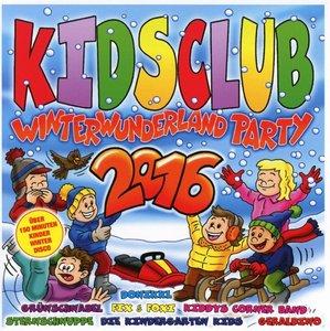 Kids Club/Winterwunderland Party 2016