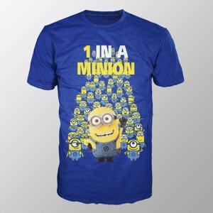 Minions-1 In A Minion (Shirt XL/Blue) - zum Schließen ins Bild klicken