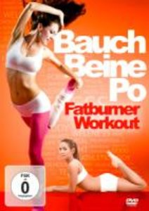 Bauch,Beine,Po-Fatburner Workout
