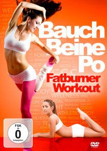 Bauch,Beine,Po-Fatburner Workout