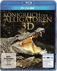 Königreich der Alligatoren 3D