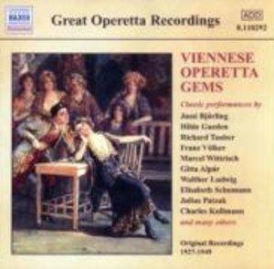 Wiener Operettenjuwelen