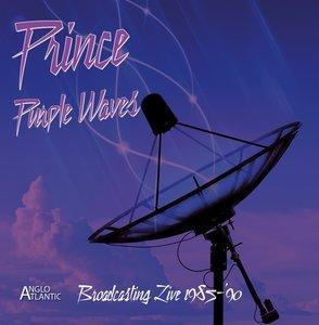 Purple Waves ?Broadcasting Live 1985-90