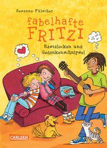 Fabelhafte Fritzi: Rastalocken und Gedankenschnipsel