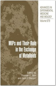 MIPs and Their Roles in the Exchange of Metalloids