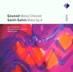 Messe Chorale,Mass Op.4