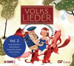 Volkslieder Vol. 2