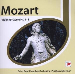 Esprit/Violinkonzerte 1-3