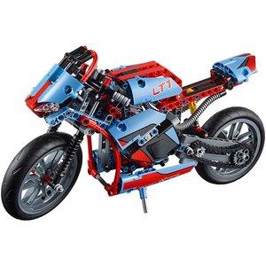 LEGO 42036 - Technic: Straßenmotorrad