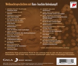 Weihnachtsgeschichten mit Hans-Joachim Kulenkampff