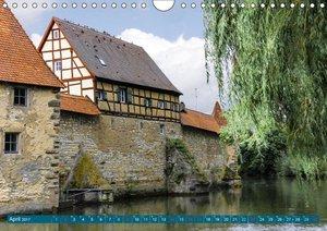 Mittelfranken - Das fränkische Seenland (Wandkalender 2017 DIN A