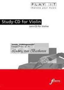 """Sonate """"Frühlingssonate"""", F-Dur, op. 24"""