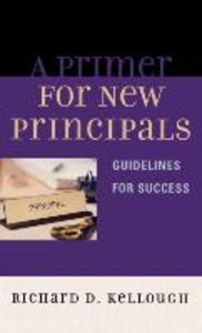 Primer for New Principals