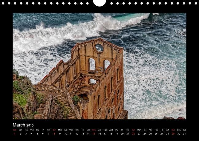 Tenerife Island Magic in the Atlantic (Wall Calendar 2015 DIN A4 - zum Schließen ins Bild klicken