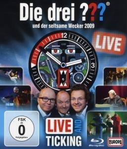 Der Seltsame Wecker-Live And Ticking 2009