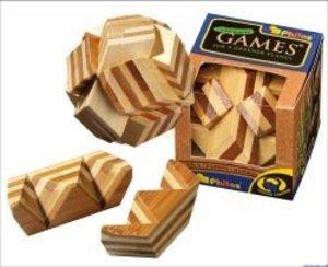 Philos 6058 - Ballpuzzle, Bambus