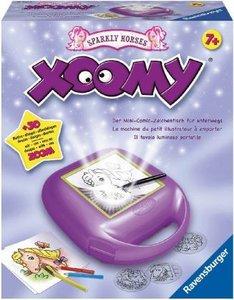 XOOMY® Sparkly Horses Fashion Designer/Xoomy® Midi