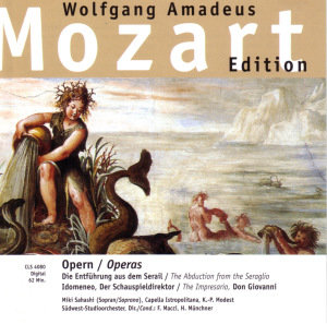 Mozarts Opern (QS)