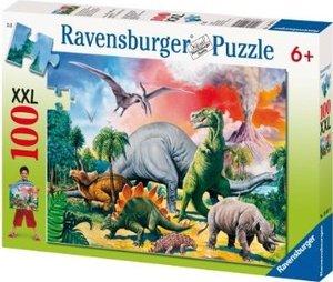 Ravensburger 10957 - Unser Dinosaurier, 100 Teile Puzzle
