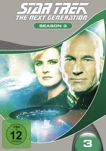 STAR TREK: The Next Generation - Season 3 (7 Discs, Multibox)