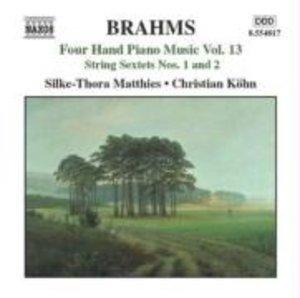 Vierhändige Klaviermusik Vol.13