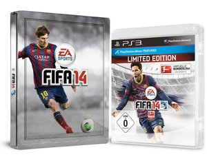 FIFA 14 - Limited Edition (Steelbook)