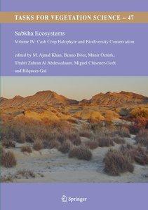 Sabkha Ecosystems: Volume IV: Cash Crop Halophyte and Biodiversi