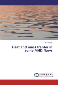 Heat and mass tranfer in some MHD flows