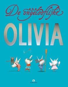 De ongelooflijke Olivia / druk 1