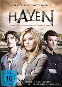 Haven - Die komplette 2. Staffel